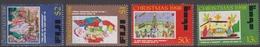 Fiji SG 1036-1039 1998 Christmas, Mint Never Hinged - Fiji (1970-...)
