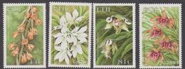 Fiji SG 1050-1053 1999 Orchids, Mint Never Hinged - Fiji (1970-...)