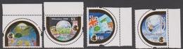 Fiji SG 1074-1077 2000 New Millennium, Mint Never Hinged - Fiji (1970-...)
