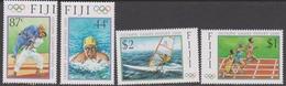 Fiji SG 1102-1105 2000 Olympic Games Sydney, Mint Never Hinged - Fiji (1970-...)