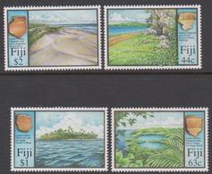 Fiji SG 1107-1110 2000 Lapita Pottery, Mint Never Hinged - Fiji (1970-...)