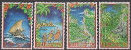 Fiji SG 1111-1114 2000 Christmas, Mint Never Hinged - Fiji (1970-...)