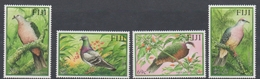 Fiji SG 1127-1130 201 Pigeons, Mint Never Hinged - Fiji (1970-...)