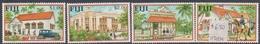 Fiji SG 1131-1134 2001 Westpac 100 Years, Mint Never Hinged - Fiji (1970-...)