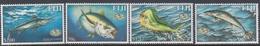 Fiji SG 1135-1138 2001 Fishing, Mint Never Hinged - Fiji (1970-...)