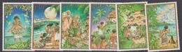 Fiji SG 1139-1144 2001 Christmas, Mint Never Hinged - Fiji (1970-...)