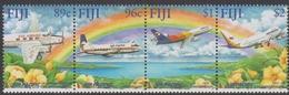 Fiji SG 1149-1152 2001 Air Pacific, Mint Never Hinged - Fiji (1970-...)