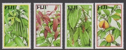 Fiji SG 1153-1156 2002 Spices, Mint Never Hinged - Fiji (1970-...)