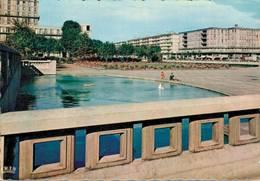 Le Havre Square De L'hotel De Ville Et L'entrée De L'avenue Foch 1968  CPM Ou CPSM - Le Havre