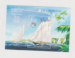 Fiji SG MS 1241 Musket Cove -Port Vila ,Miniature Sheet,mint Never Hinged - Fiji (1970-...)