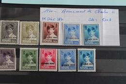 1930     -   376  à   387  *    AVENEMENT  DE  CHARLES  II   COTE  :  5,00€ - 1918-1948 Ferdinand, Carol II. & Mihai I.
