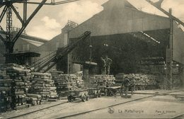 BELGIQUE(COUILLET) CHARLEROI(USINE METALLURGIQUE) - Charleroi