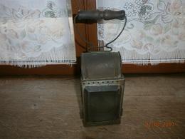 Lampe Allemande De Tranchée WW1à Carbure - 1914-18