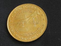 Monnaie De Paris  2007 - CONCORDE- 1er Vol Du Prototype 001 2 Mars 1969   **** EN ACHAT IMMEDIAT  **** - Monnaie De Paris