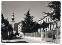 VALDOBBIADENE:  SCUOLE  ELEMENTARI  E  NUOVO  UFFICIO  POSTALE  -  FOTO  -  FG - Treviso
