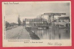 Luttre - Pont Du Canal  ( Voir Verso ) - Pont-à-Celles
