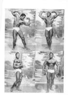 PHOTO HOMME EN MAILLOT DE BAIN CULTURISME CULTURISTE 28 X 20 CM - Sports