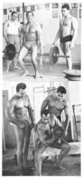 PHOTO HOMME EN MAILLOT DE BAIN CULTURISME CULTURISTE  23 X 12 CM - Sport
