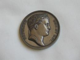 Médaille Napoléon Emp. Et Roi - Entrée à Moscou XIV Septembre MDCCCXII   **** EN ACHAT IMMEDIAT **** - Monarquía / Nobleza