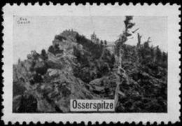 Osserspitze Reklamemarke - Cinderellas
