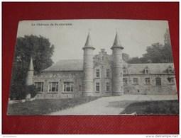 ZAVENTEM -  SAVENTHEM -     Kasteel Van Saventhem -  1911  - - Zaventem