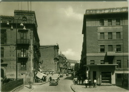 PORTO EMPEDOCLE ( AGRIGENTO ) VIA ROMA - EDIZ. BONFIGLIO - 1962  (3096) - Agrigento