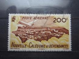 VEND TIMBRE DE POSTE AERIENNE DE NOUVELLE-CALEDONIE N° 63 , NEUF AVEC CHARNIERE !!! - Luftpost