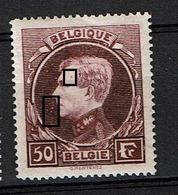 291A  **  Bouton Front Et Gouttes Au Nez - 1929-1941 Grand Montenez