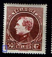291B  **  Serpent Coin Inf. Gauche - 1929-1941 Grand Montenez