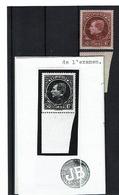 291D  **  Certificat Jean Baete 05/05/88 Le Bdf S'est Détaché Victime Du Temps Passé  385 - 1929-1941 Grand Montenez