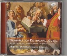 Cd  NEAPOLITAN KEYBOARD MUSIC  Valent Scarlatti Mayone Trabaci ...   Etat: TTB Port 110 GR - Classique