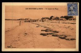44 - Les Moutiers-en-Retz - Bourgneuf-en-Retz Les Moutiers En Retz - Un Aspect De La Plage #09645 - Les Moutiers-en-Retz