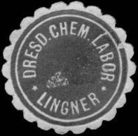 Dresden: Dresdner Chemisches Labor Lingner (Odol) Reklamemarke - Erinnofilie