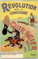 52939696 - Sign. Groests Schuh La Semelle Cuir Acier - Advertising