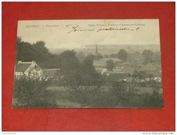 CHAUMONT - GISTOUX  -  Panorama    -   1906 - - Chaumont-Gistoux