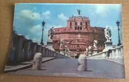 CASTEL SANT'ANGELO - STEREORAMA (1840) - Monuments