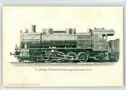 52950616 - 5/5 Gek. Heissdampf-Gueterzugs-Lokomotive - Trains