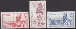 Du N° 208 Au N° 210 - X - ( C 1389 ) - Ongebruikt
