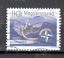 Hongarije 1994 Mi Nr 4528 NATO - Gebruikt