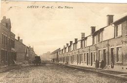 LIEVIN - Rue Thiers   52 - Lievin