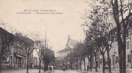 43 / LANGEAC / BOULEVARD NATIONAL - Langeac
