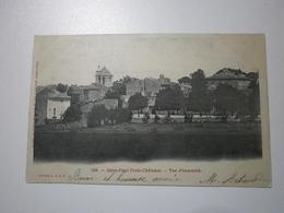 26 Saint Paul Trois Chateaux, Vue D'ensemble (A8p1) - France