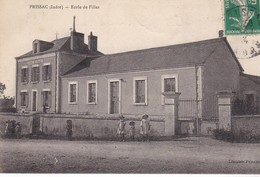 36 / PRISSAC / ECOLE DES FILLES / ANIMEE - France