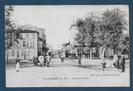 SAINT GAUDENS - Avenue De L' Isle - Saint Gaudens