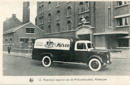 BELGIQUE(MELKERIJEN) AUTOMOBILE(LAITERIE) ANVERS - Belgique