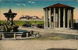 Lotto 17 Cartoline Roma Miste Formato Piccolo - Roma (Rome)