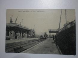 92 Meudon, La Gare, Vue Intérieure (A8p2) - Meudon