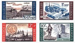 Ref. 84242 * NEW *  - BELGIUM . 1966. SURTAX FOR CULTURAL WORKS. PRO OBRAS CULTURALES - Bélgica