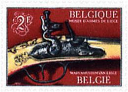 Ref. 84019 * NEW *  - BELGIUM . 1967. WEAPONS MUSEUM OF LIEGE. MUSEO DE ARMAS DE LIEJA - Bélgica