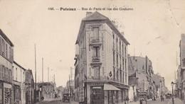 92 / PUTEAUX / RUE DE PARIS ET RUE DES COUTURES - Puteaux